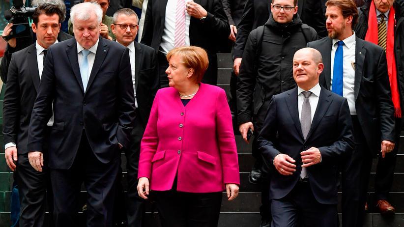 Männliche Staatssekretäre: Gleichstellungsbeauftragte beschweren sich bei Merkel