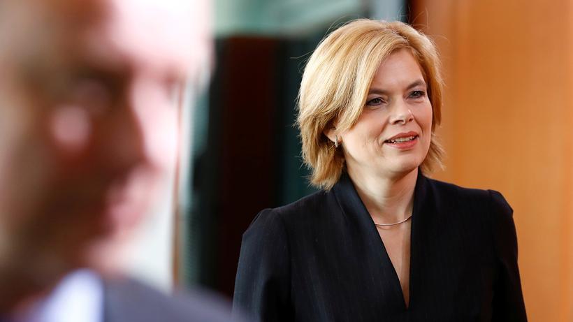 Bundeslandwirtschaftsministerin Julia Klöckner (CDU) in Berlin