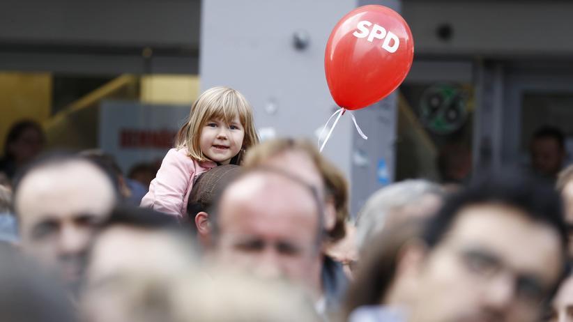 Parteimitglieder: SPD sucht die Nähe zu Basis und Bürger