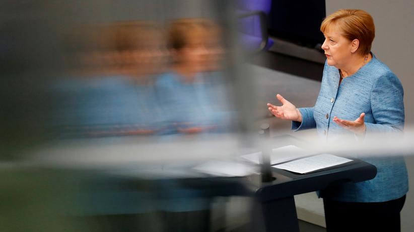 Bamf-Skandal: SPD verlangt Aufklärung von Angela Merkel