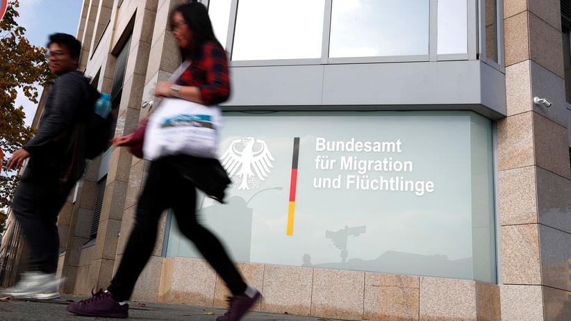 Bamf: Die Berliner Außenstelle des Bundesamts für Migration und Flüchtlinge