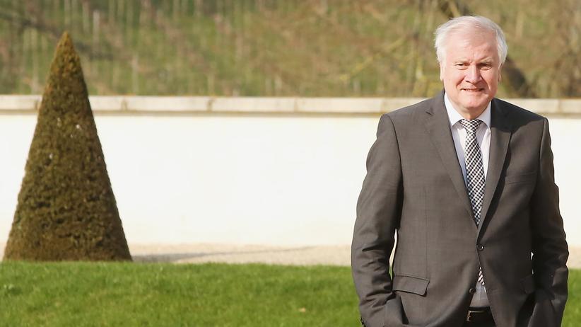 Horst Seehofer: Heimat, wie er sie sieht