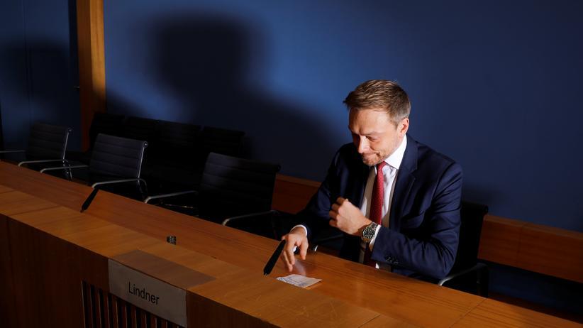Zuwanderung: FDP-Chef Christian Lindner