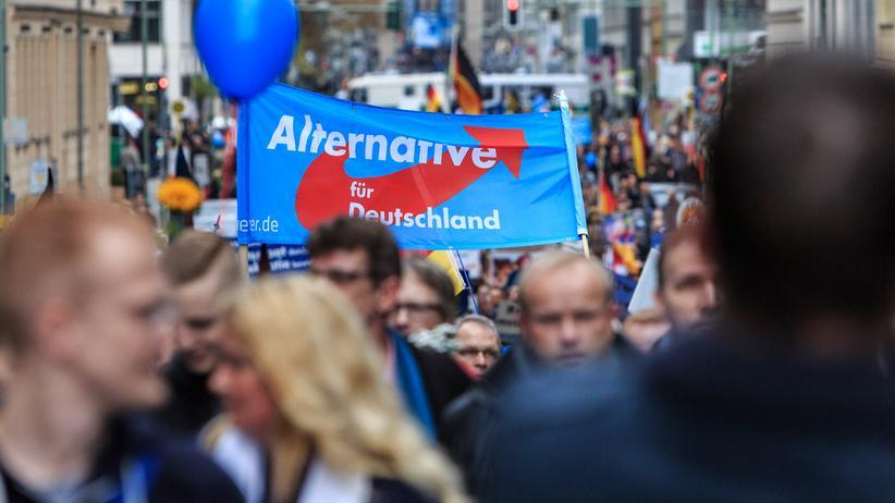 Alternative für Deutschland: Die Partei am rechten Rand