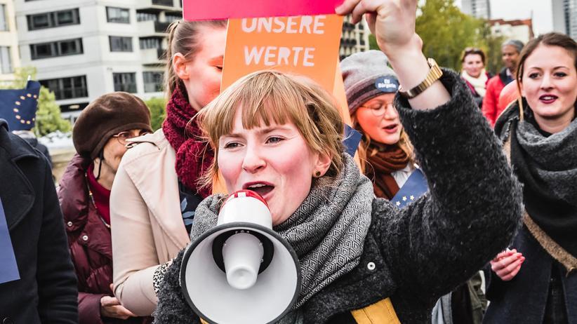 """Zusätzlicher Feiertag in Berlin: """"Der Europatag sollte ein fröhlicher Tag sein"""""""