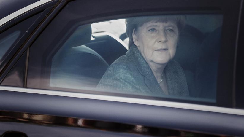 Angela Merkel: Die Entscheidung ihres Lebens
