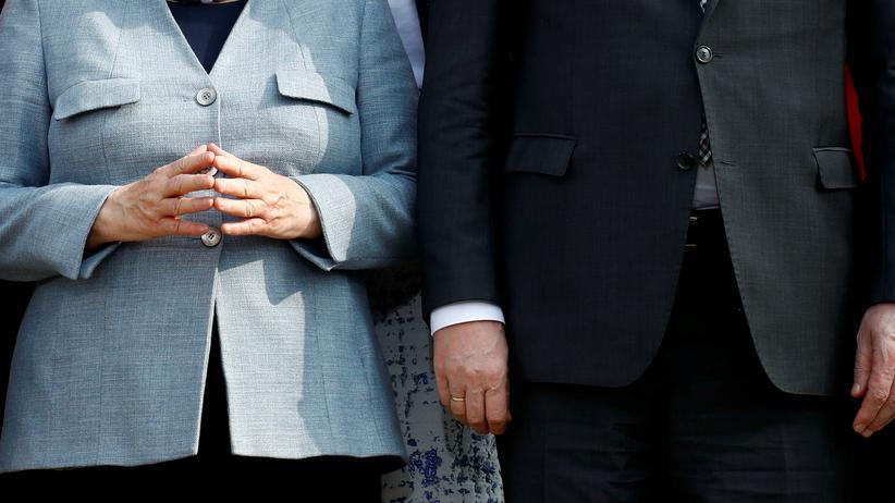 """""""Masterplan Migration"""": Merkel und Seehofer wollen Asylstreit noch diese Woche beenden"""