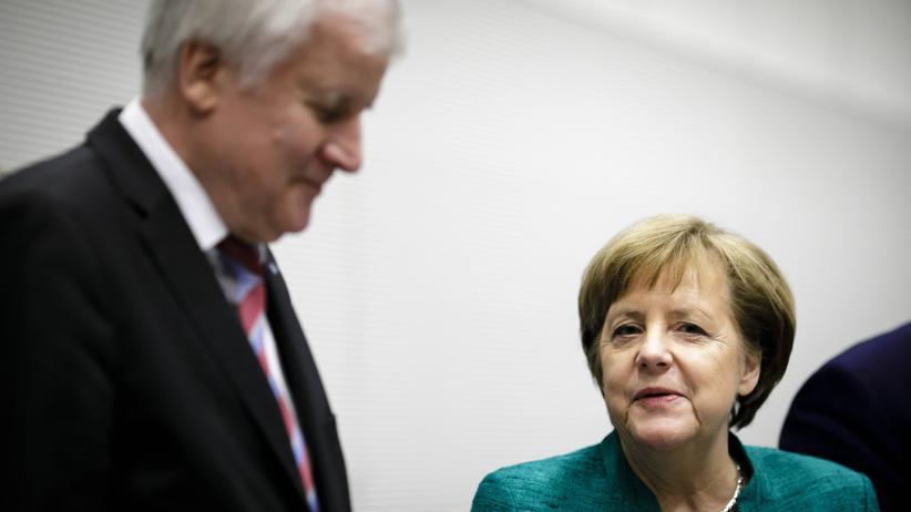 Regierungskrise: Zwei Wochen mehr Zeit – CDU und CSU vertagen Asylstreit