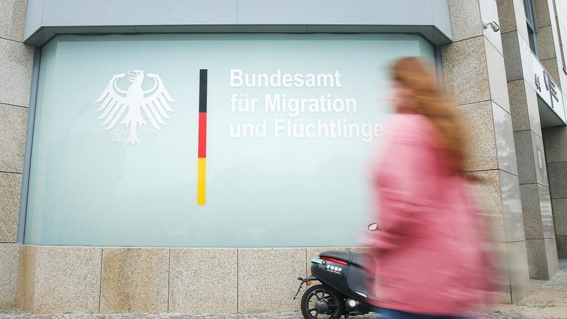 Bamf-Affäre : Das Bundesamt für Migration und Flüchtlinge in Berlin