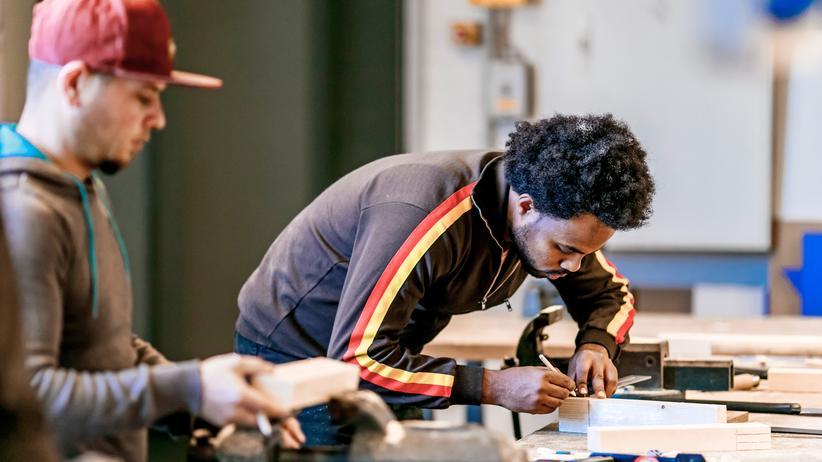 Philipp Ther: Projekt der Berliner Handwerkskammer für Flüchtlinge