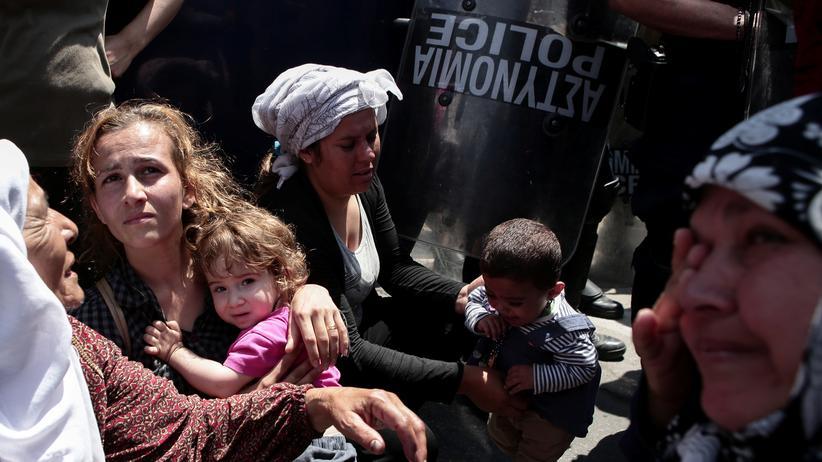 Migration: Der neoliberale Angriff gilt auch den Flüchtlingen