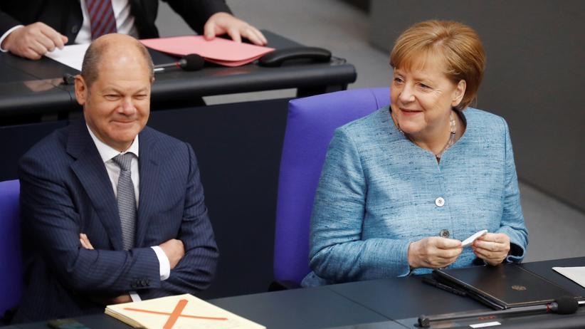 100 Tage große Koalition: Mehr als nur Krise
