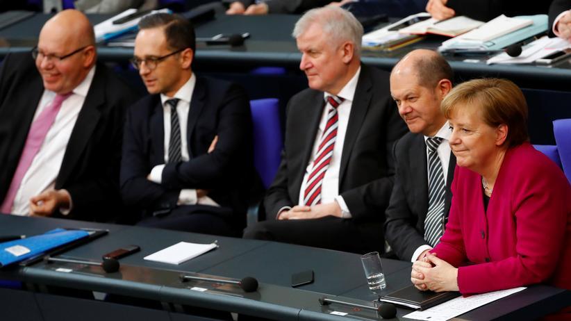 Emnid-Erhebung: Große Koalition laut Umfrage bei 51 Prozent