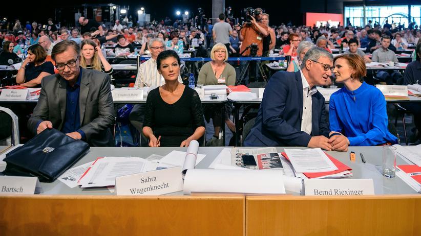 Parteitag der Linkspartei: Es geht ums Selbstverständnis