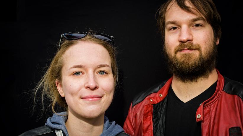 Türkische Wähler in Deutschland: Klara und Bilal, wählen CHP.