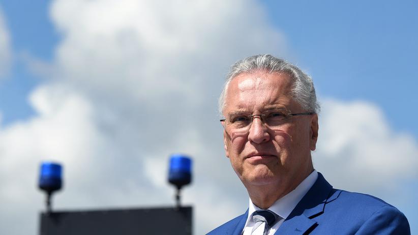 Joachim Herrmann: CSU kritisiert Grüne im Streit um sichere Herkunftsländer