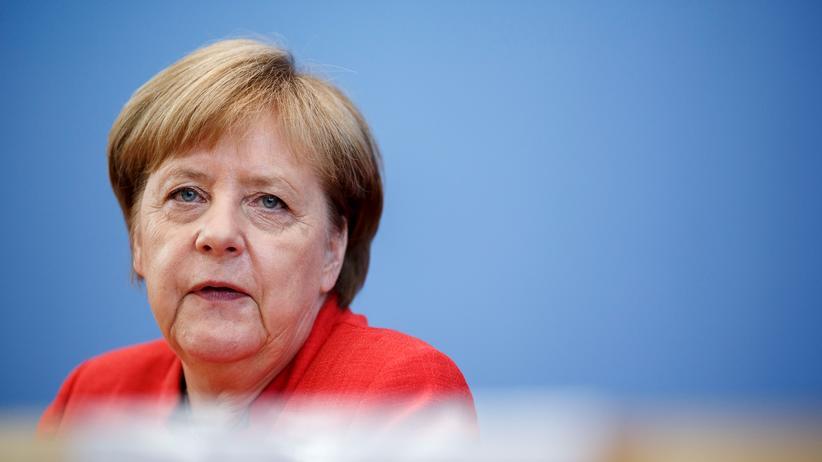 Alterssicherung: Angela Merkel bremst Olaf Scholz bei der Rente