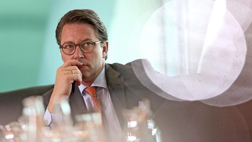 Toll Collect: Nach Maut-Recherchen steigt Druck auf Verkehrsminister Scheuer
