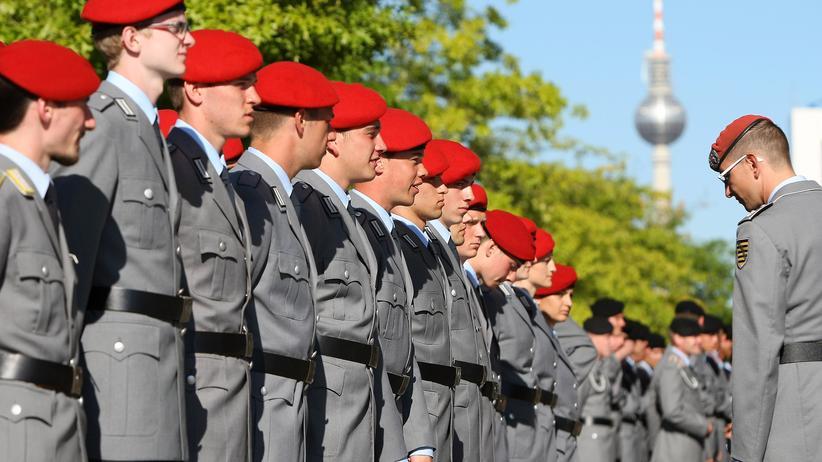 Wehrdienst-Debatte: Bundesregierung will keine Rückkehr zur alten Wehrpflicht