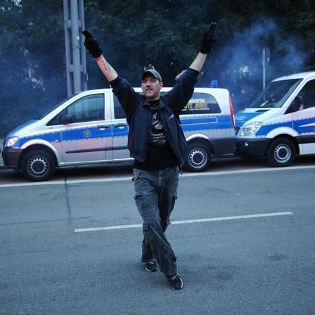 Ausschreitungen in Chemnitz: Hat die Polizei versagt?