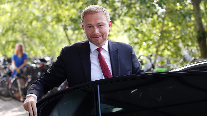 Liberale: Christian Lindner hofft auf Kooperation mit En Marche