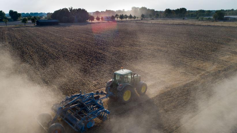 Dürre: Finanzministerium weist Forderung von Landwirten zurück