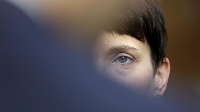Frauke Petry: Ihr blaues Projekt