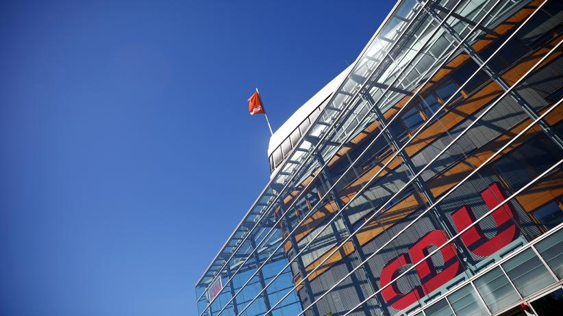 Parteispenden: Die CDU-Bundeszentrale in Berlin