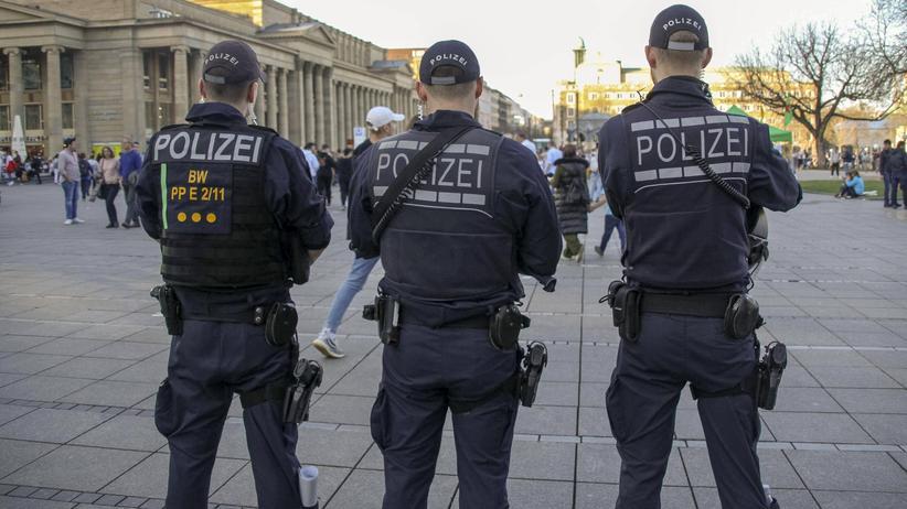 Pressefreiheit: Journalistenverband kritisiert auch Stuttgarter Polizei