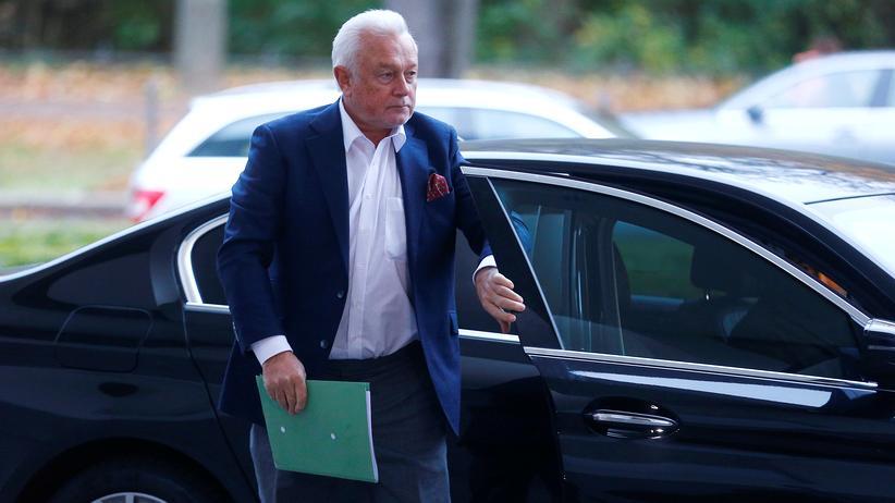 Sachsen: Wolfgang Kubicki, stellvertretender Vorsitzender der FDP