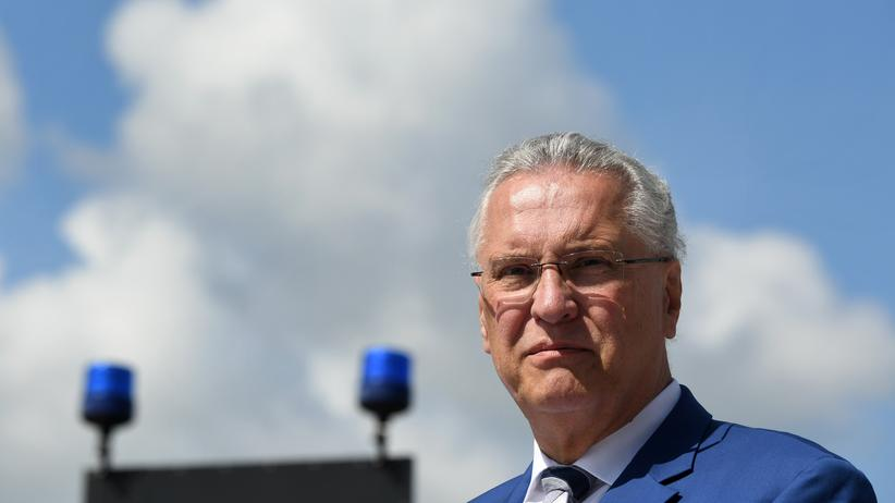 Joachim Herrmann: Bayerns Innenminister Joachim Herrmann (CSU)