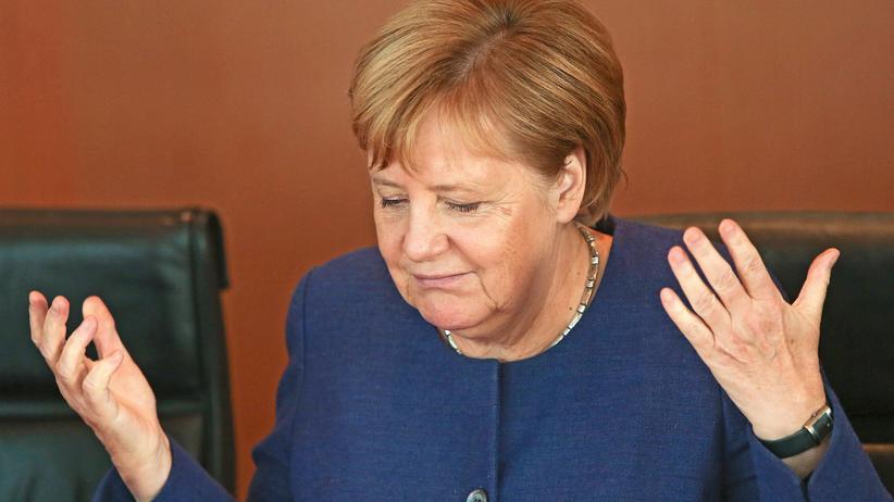 Unionsfraktion: Angela Merkel lehnt Vertrauensfrage ab