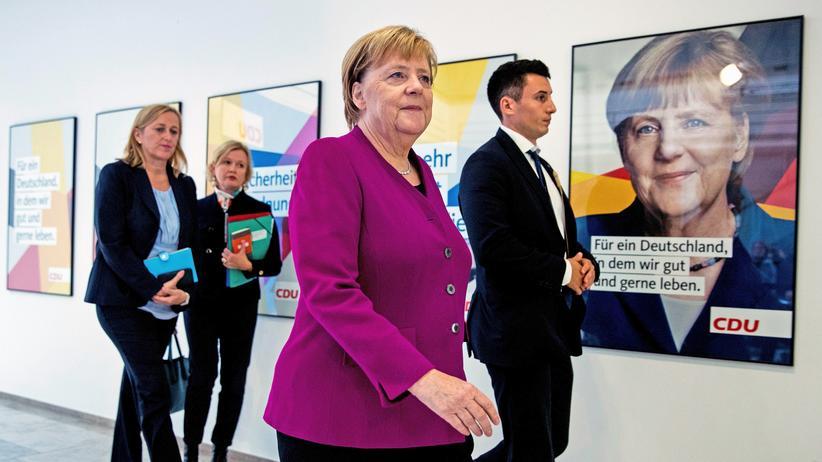 CDU: Aufbruch in die Ratlosigkeit
