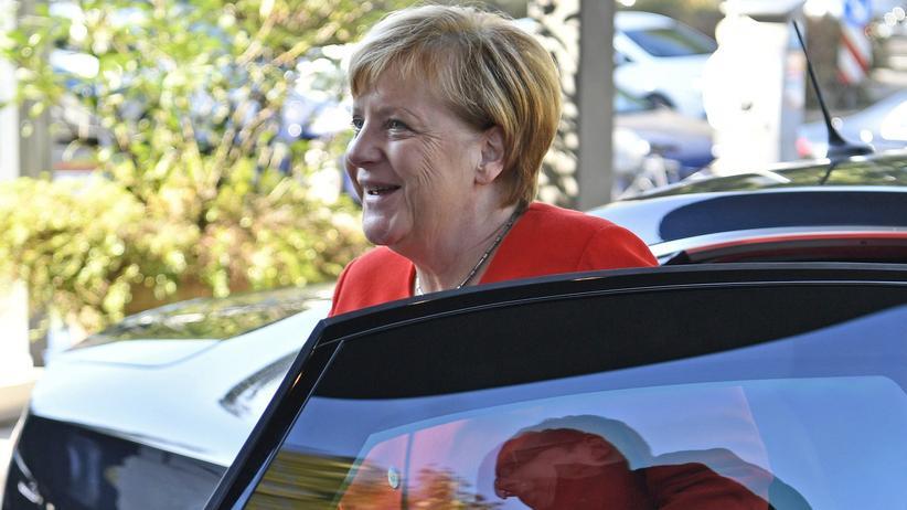 CDU: Angela Merkel will Parteichefin bleiben