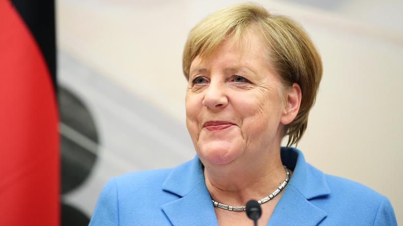 Bundeskanzlerin: Angela Merkel wirbt für mehr Verständnis für Unmut in Ostdeutschland
