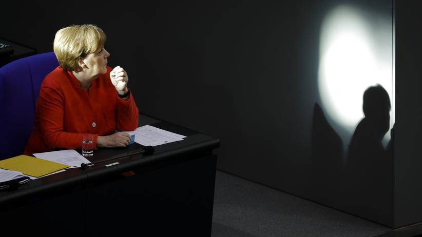 Angela Merkel: Angela Merkel hat die Kontrolle über ihre Leute verloren – und damit die Entscheidungsgewalt über ihre Politik.