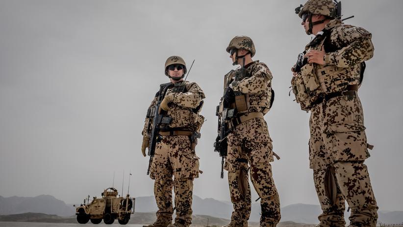 Bundeswehreinsatz: Syrien-Einsatz wäre laut Bundestagsgutachten rechtswidrig