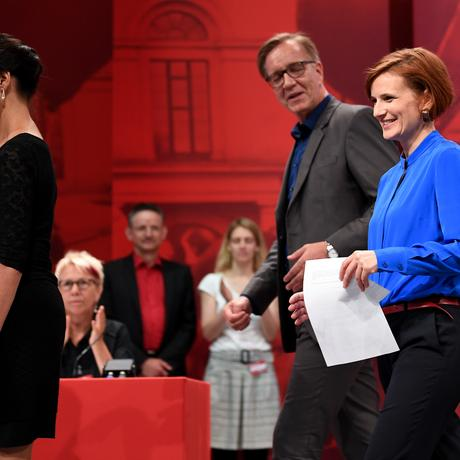 Die Linke: Oppositionspartei