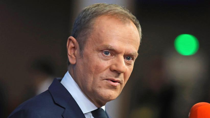 Brexit: Donald Tusk lehnt zentrale Forderungen der Briten ab