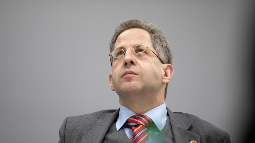 Verfassungsschutz-Chef Hans Georg Maaßen äußert sich zu den Vorfällen in Chemnitz.