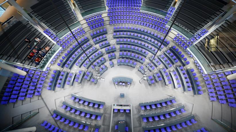 Haushaltsdebatte: 356,8 Milliarden Euro für 2019