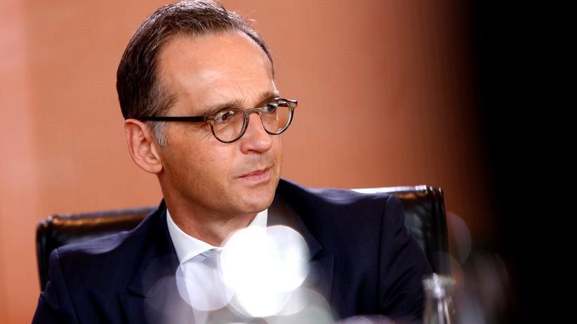 """Heiko Maas: """"Wir treffen eine autonome Entscheidung"""""""