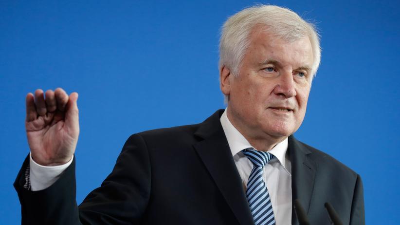 Horst Seehofer: Maaßen soll als Staatssekretär für Sicherheit zuständig sein