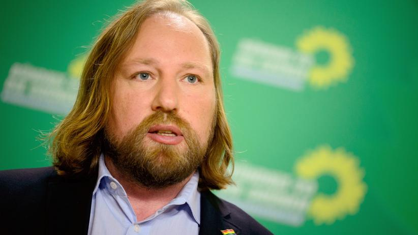 Koalitionsstreit: Hofreiter nennt Seehofer ein Sicherheitsproblem