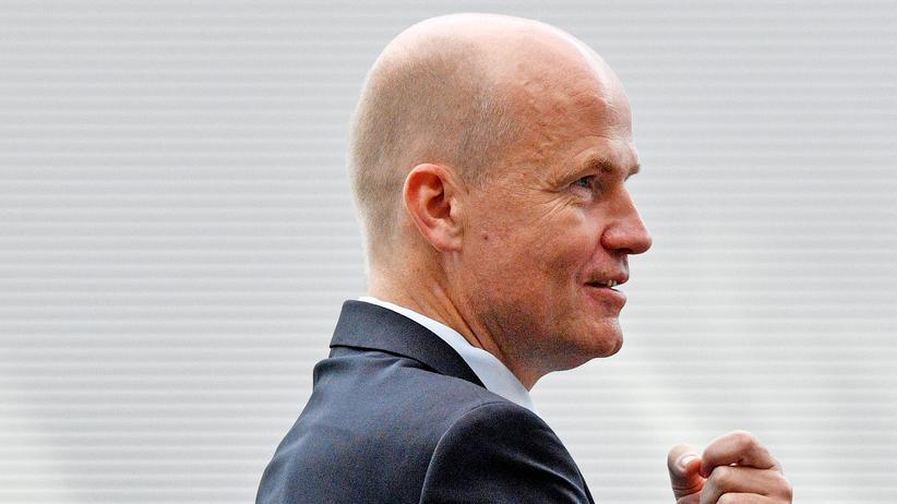 Ralph Brinkhaus: Der neue Chef der CDU/CSU-Bundestagsfraktion, Ralph Brinkhaus (CDU)