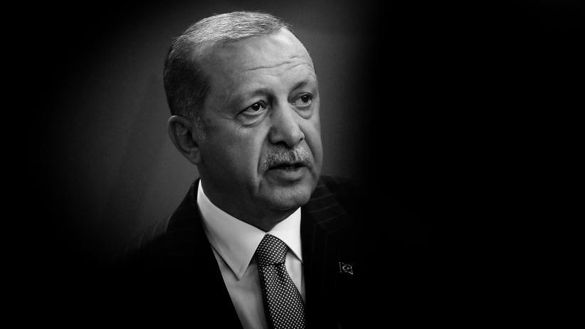 Staatsbesuch: Der türkische Staatspräsident Recep Tayyip Erdoğan zeigte sich fordernd bei einer gemeinsamen Pressekonferenz mit Kanzlerin Angela Merkel in Berlin