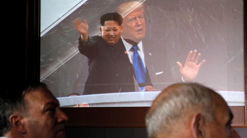 Donald Trump und Kim Jong Un: USA bereiten zweiten Nordkorea-Gipfel vor