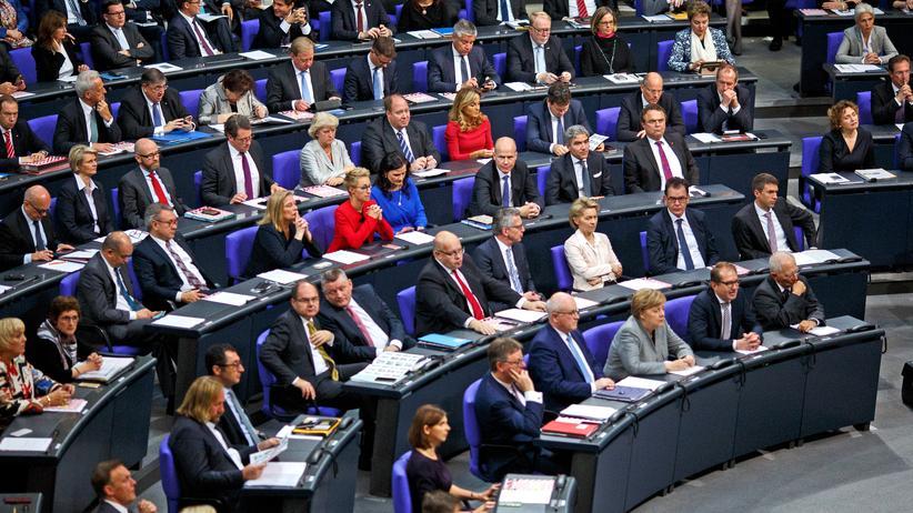 Hans-Georg Maaßen: Unionsfraktionsvize hält Maaßen-Beförderung für irrational
