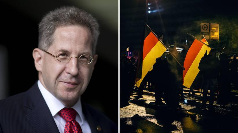 Verfassungsschutzpräsident: Erst spekulieren, dann schweigen