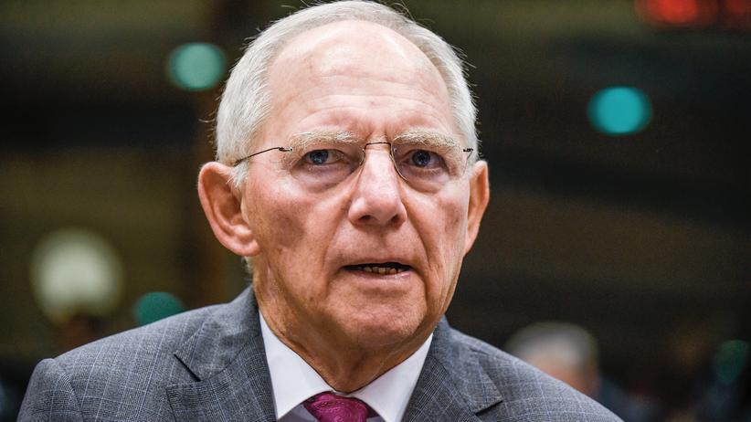 Chemnitz: Wolfgang Schäuble prangert Fremdenfeindlichkeit an